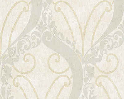 Vliestapete, Livingwalls, »Soraya 30586«, klassisch neo-barock Sale Angebote