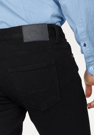 s.Oliver RED LABEL Slim-fit-Jeans