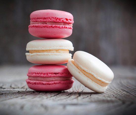 WENKO Küchenrückwand »Macarons«