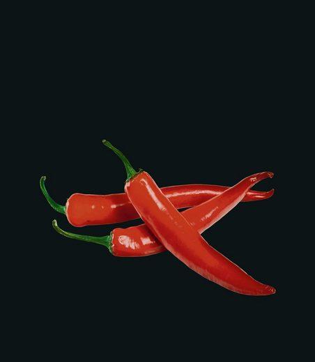 WENKO Küchenrückwand »Hot Peperoni«, (1-tlg)