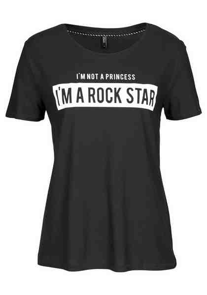 Only T-Shirt »STAR«