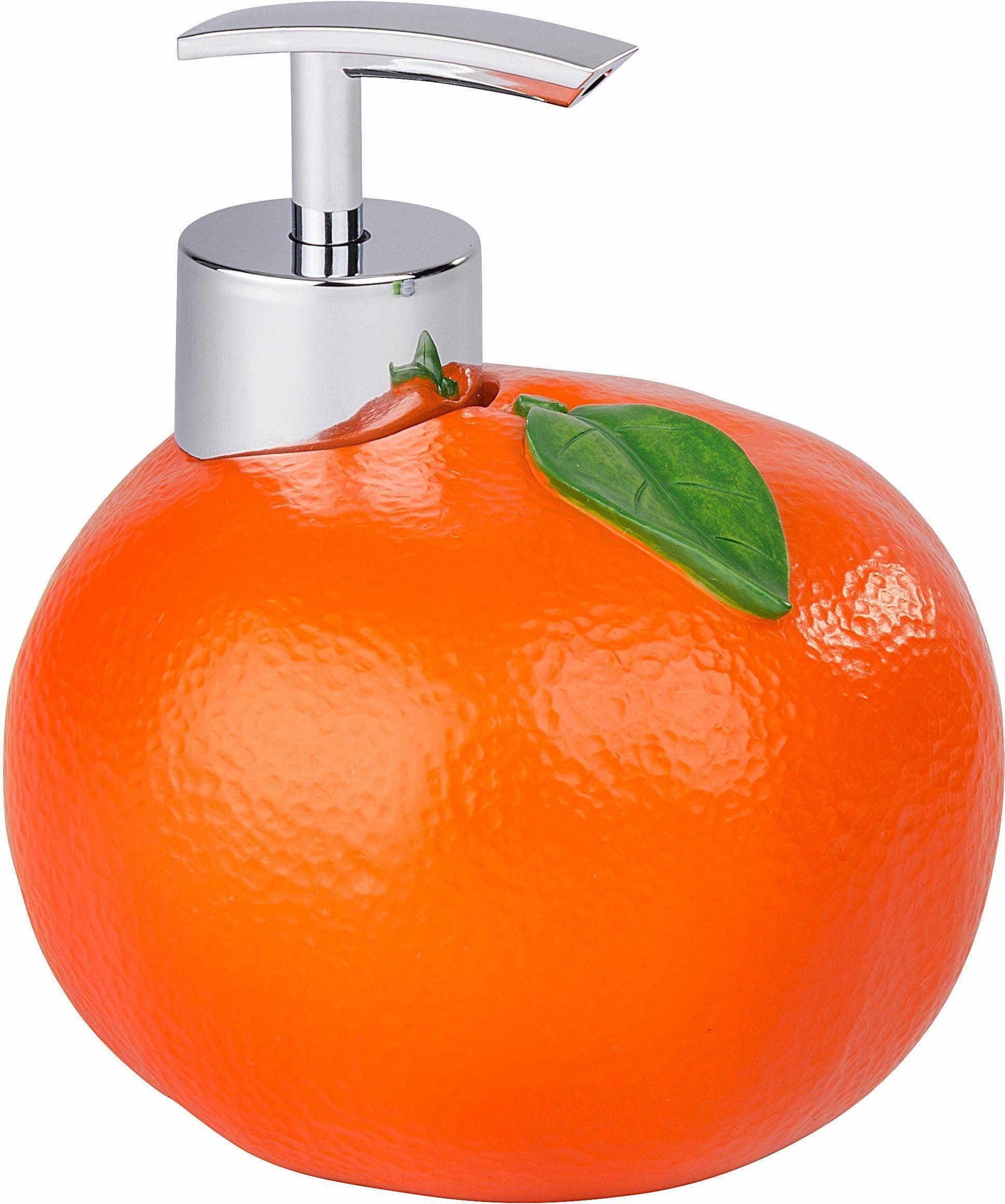 Wenko Spülmittelspender, »Orange«