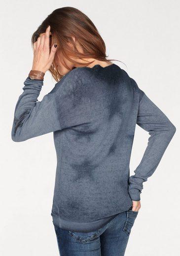 Zabaglione Crew-neck Sweater Stella, With Lurex
