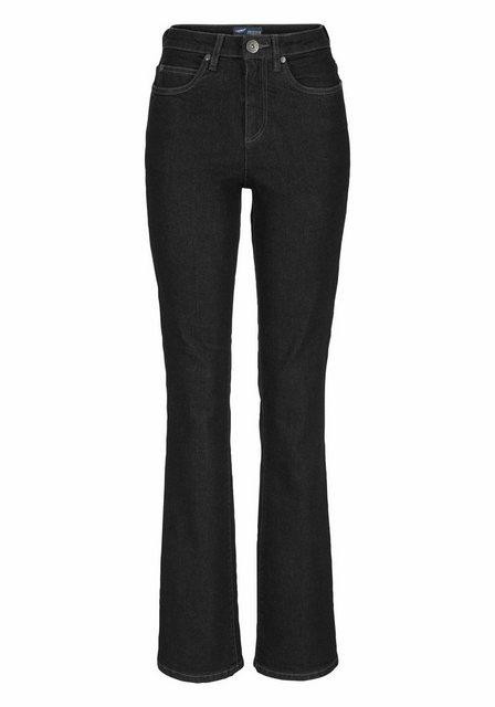 Arizona Bootcut-Jeans »Comfort-Fit« High Waist | Bekleidung > Jeans > Bootcut-Jeans & Schlagjeans | Arizona