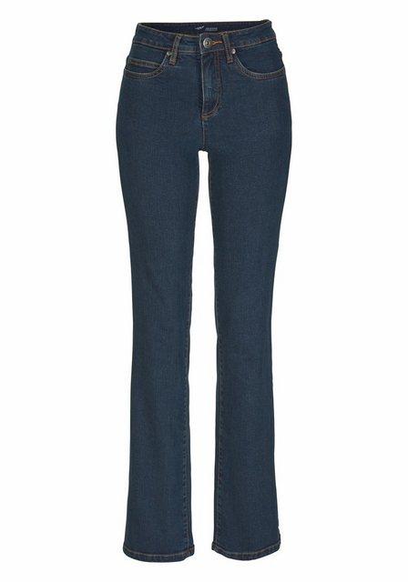 Hosen - Arizona Bootcut Jeans »Comfort Fit« High Waist › blau  - Onlineshop OTTO
