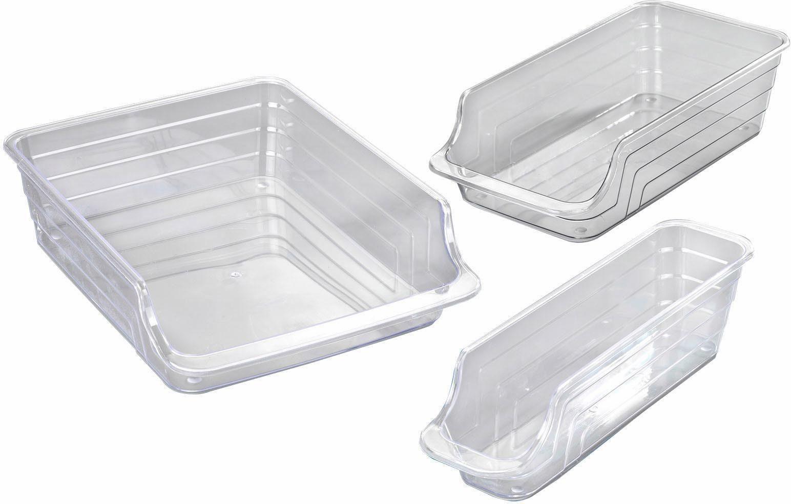 Kühlschrank Klemmschublade : Wenko kühlschrank organizer er set online kaufen otto