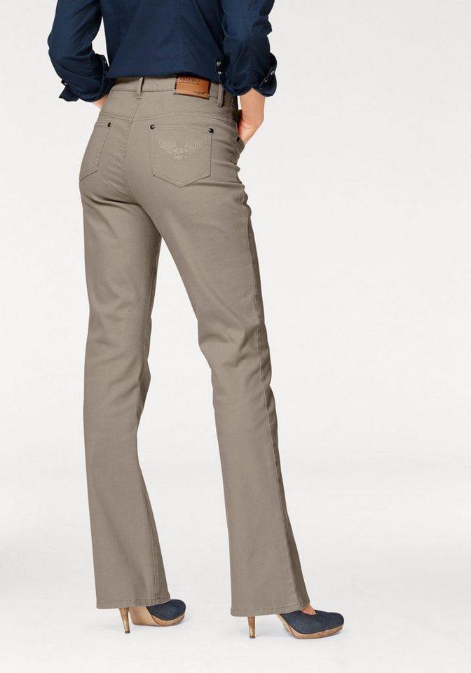 c9642403c64e Arizona Bootcut-Jeans »Comfort-Fit« High Waist   OTTO