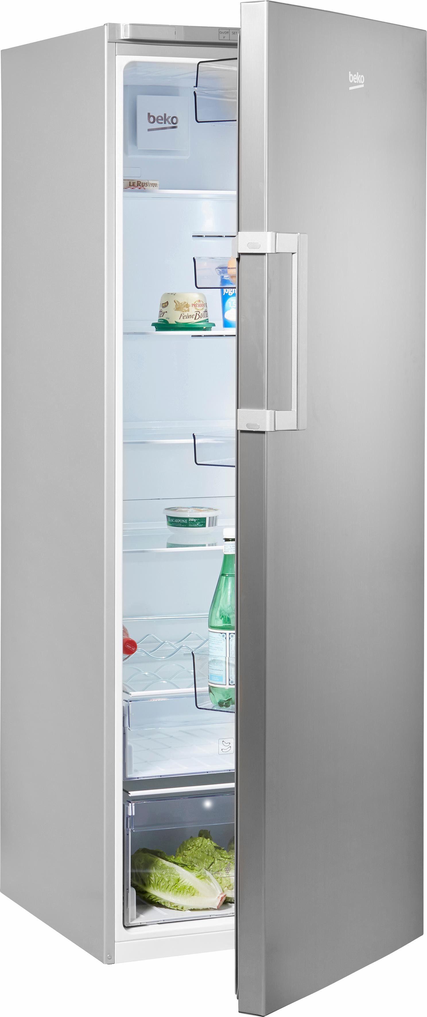 BEKO Kühlschrank RSNE415T34XP, 171,4 cm hoch, 59,5 cm breit, Großraum