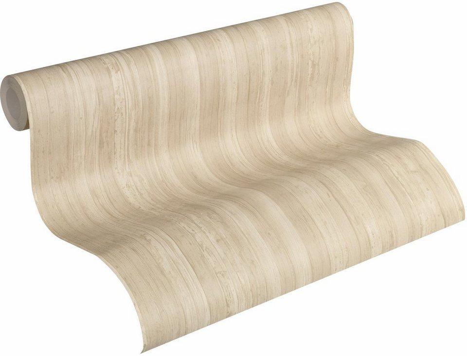 vliestapete livingwalls borneo 32714 streifentapete online kaufen otto. Black Bedroom Furniture Sets. Home Design Ideas