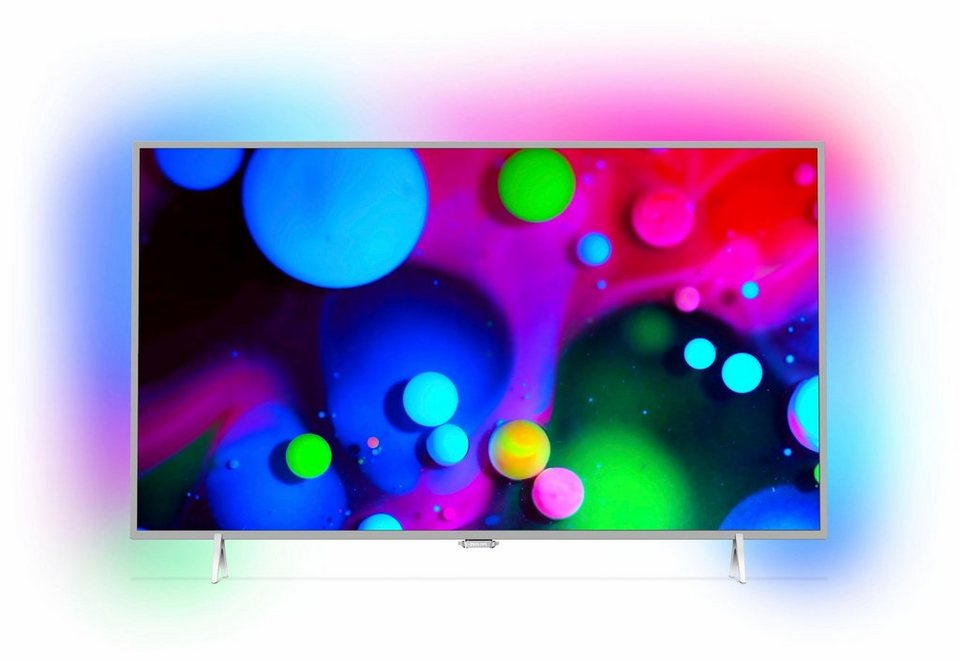 philips 43pus6452 led fernseher 108 cm 43 zoll 4k ultra hd smart tv ambilight online kaufen. Black Bedroom Furniture Sets. Home Design Ideas