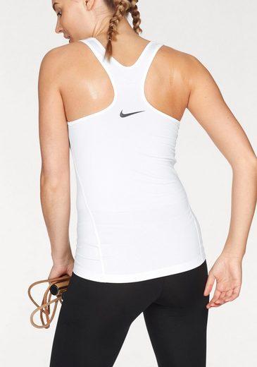 Nike Tanktop W NIKE PRO TANK JUST DO IT