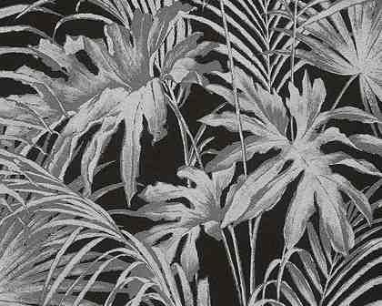 Vliestapete, Livingwalls, »Soraya 30588«, Palmenprint