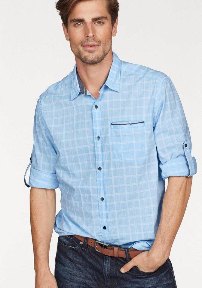 großer Rabatt moderate Kosten Leistungssportbekleidung s.Oliver RED LABEL Hemd, Strukturierte Qualität aus reiner Baumwolle online  kaufen | OTTO