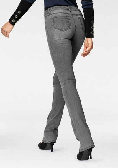 Arizona Bootcut-Jeans »Ultra-Stretch« Mid-Waist 1edc499a65