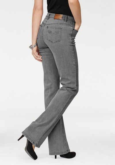 9a0bbef4e56c2e Arizona Bootcut-Jeans »Comfort-Fit« High Waist