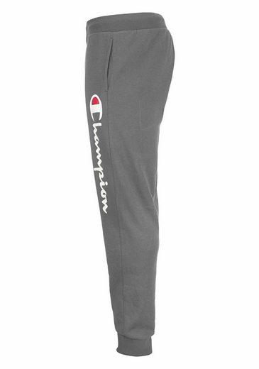 Champion Jogginghose PIB CUFF PANTS, mit großem Logoschriftzug