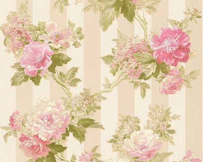 Vliestapete, Livingwalls, »Romantica 3 30446«, Floral