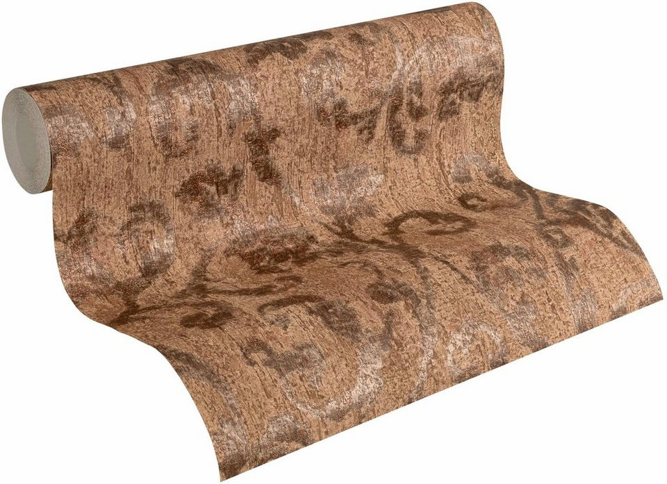 vliestapete livingwalls havanna 32528 vintage optik neo barock online kaufen otto. Black Bedroom Furniture Sets. Home Design Ideas