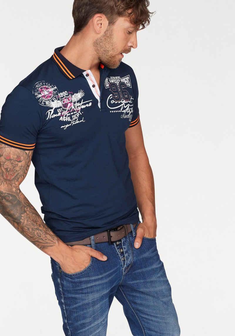 Cipo & Baxx Poloshirt »LA Riders«