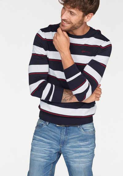 Вязаный пуловер John Devin