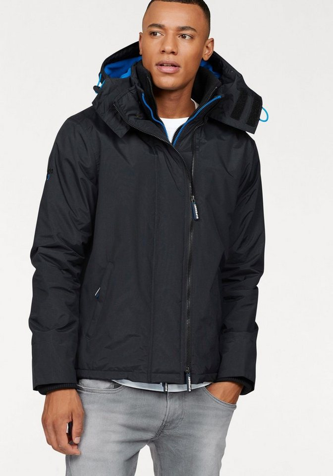 superdry -  Windbreaker »POP ZIP HOOD ARCTIC WNDCHEATER«