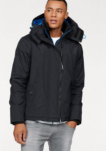 Superdry Windbreaker »POP ZIP HOOD ARCTIC WNDCHEATER«