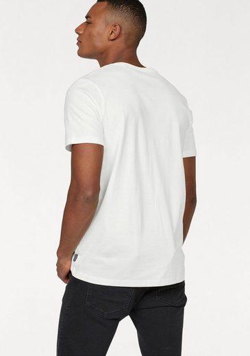 Jack & Jones T-Shirt INVERT TEE SS U-NECK