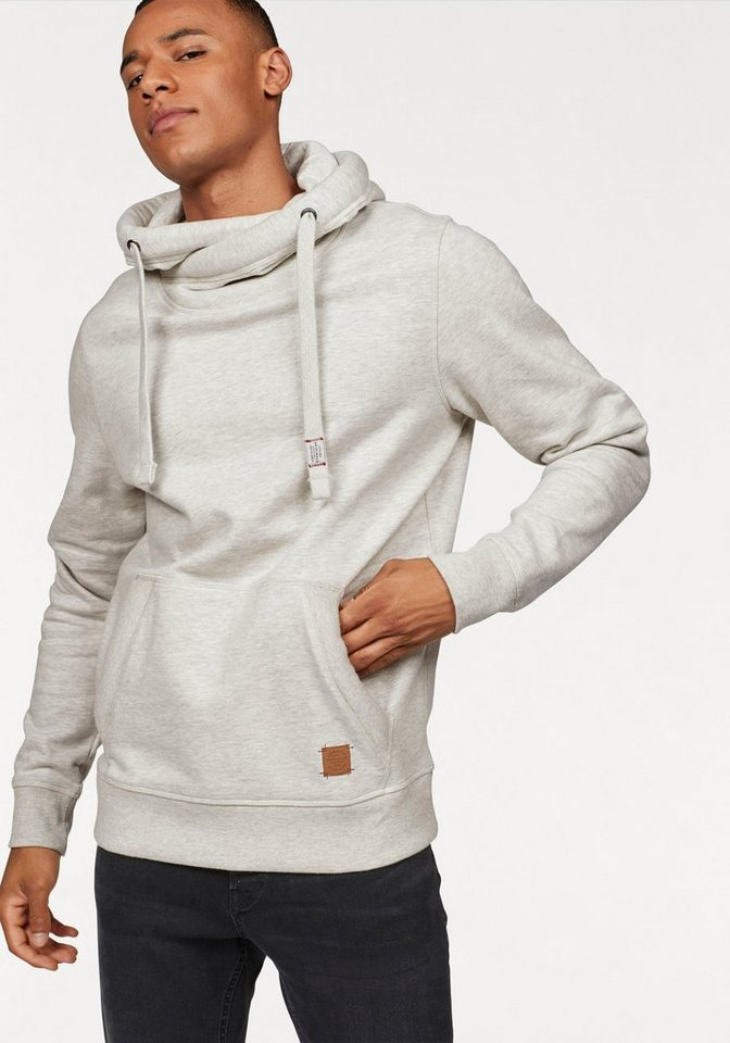 jack jones sweatshirt sweat cross over hood otto. Black Bedroom Furniture Sets. Home Design Ideas