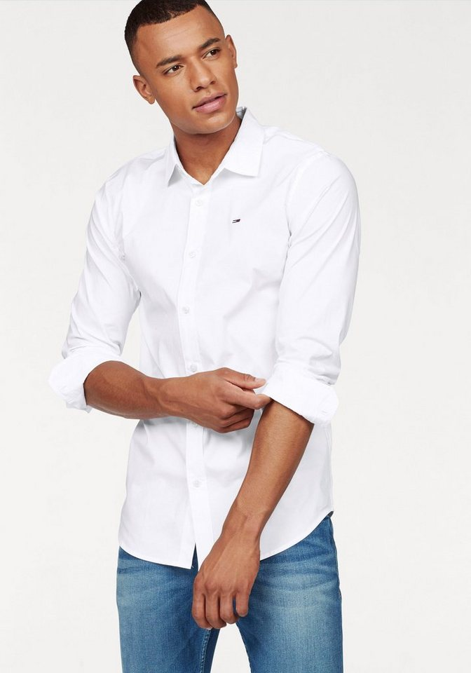 TOMMY JEANS Hemd »Sabim Shirt« online kaufen   OTTO 74328d560d