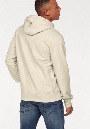 CROSSHATCH Kapuzensweatshirt, Hangstar