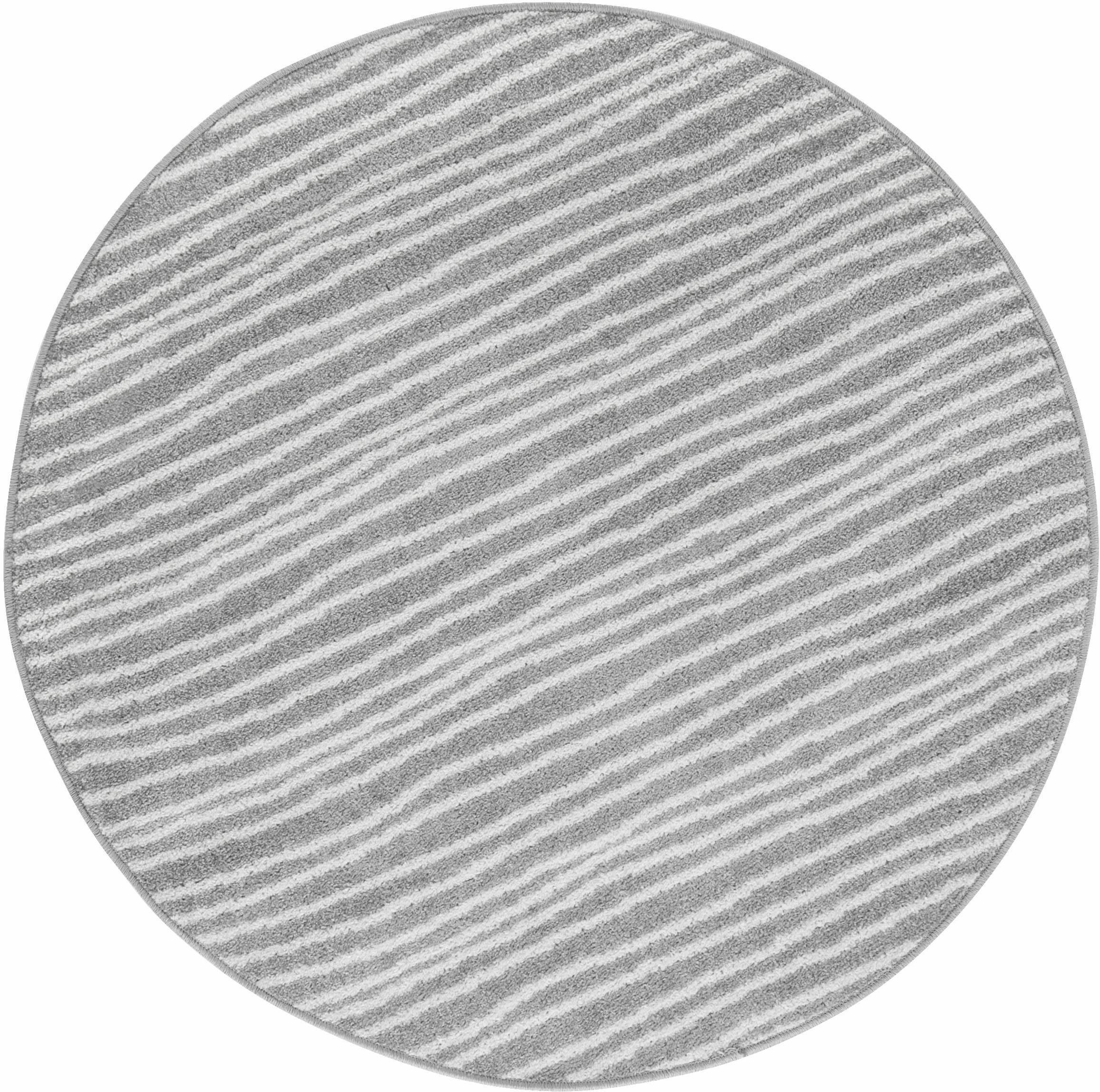 Teppich »Bolonia 562«, Andiamo, rund, Höhe 6 mm