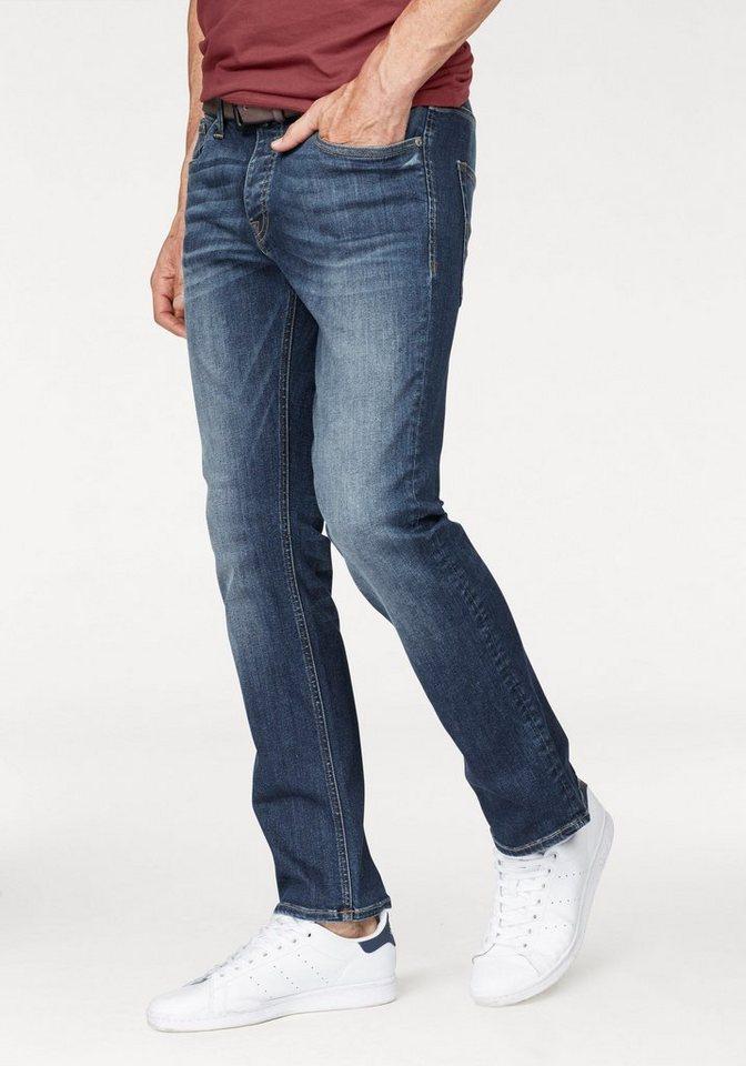 7405dbb3 Jack & Jones Regular-fit-Jeans »Clark«, Angenehmer Tragekomfort ...