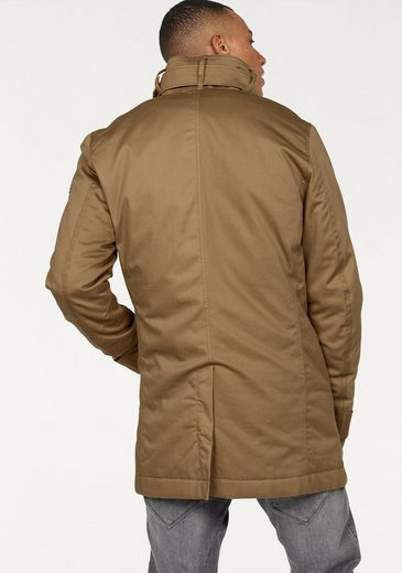G-Star RAW Trenchcoat Garber padded trenchcoat