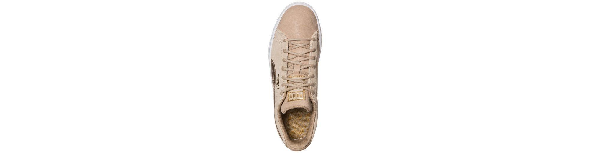 Verkauf Offizielle Seite PUMA Suede Classic Metallic Safari Sneaker Rabatt Erstaunlicher Preis Besuch 2n7Lp5VEE
