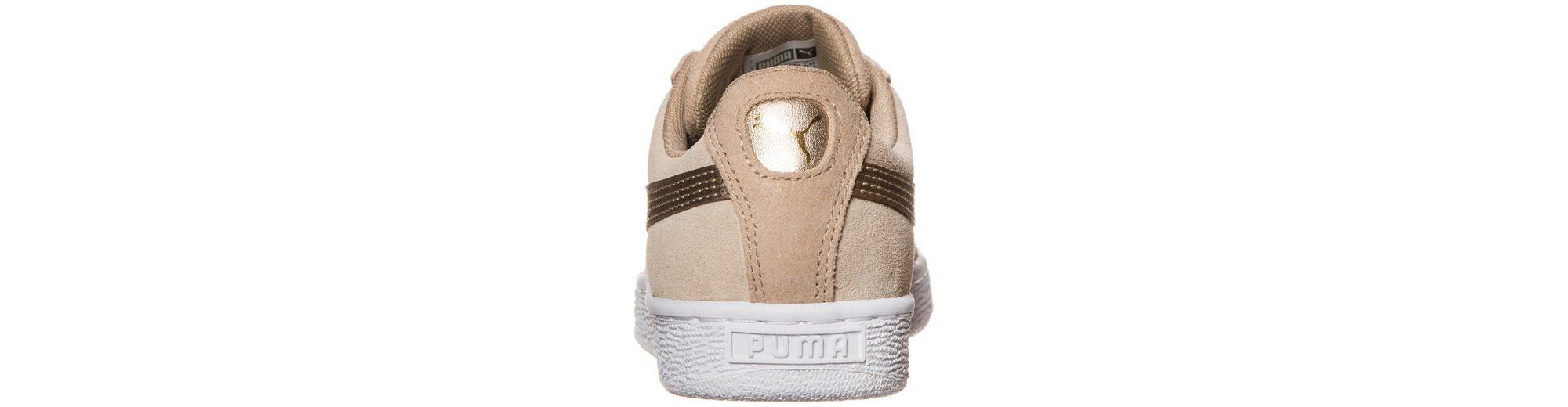Angebote Zum Verkauf PUMA Suede Classic Metallic Safari Sneaker Freies Verschiffen Zahlung Mit Visa Verkauf Offizielle Seite Modisch Günstiger Preis fLt6lKH5L0