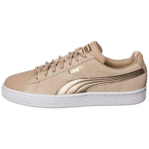 PUMA Suede Classic Metallic Safari Sneaker