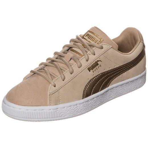 Puma Suede Classique Métallique Safari Sneaker