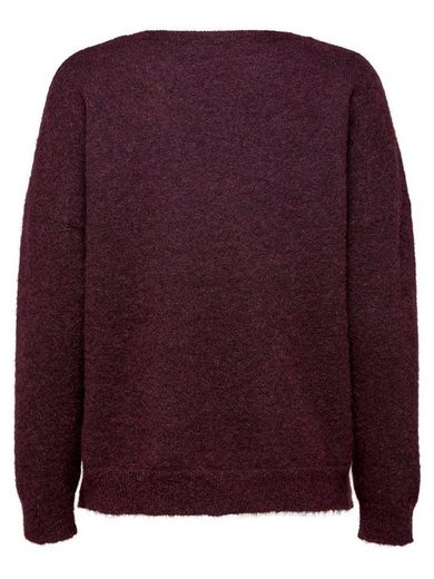 Selected Femme Mohairmix- Strickpullover