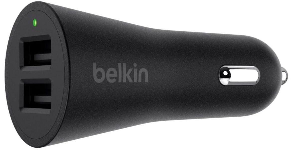 Belkin Lader »Dual KfZ Lader 4,8A, 24W«