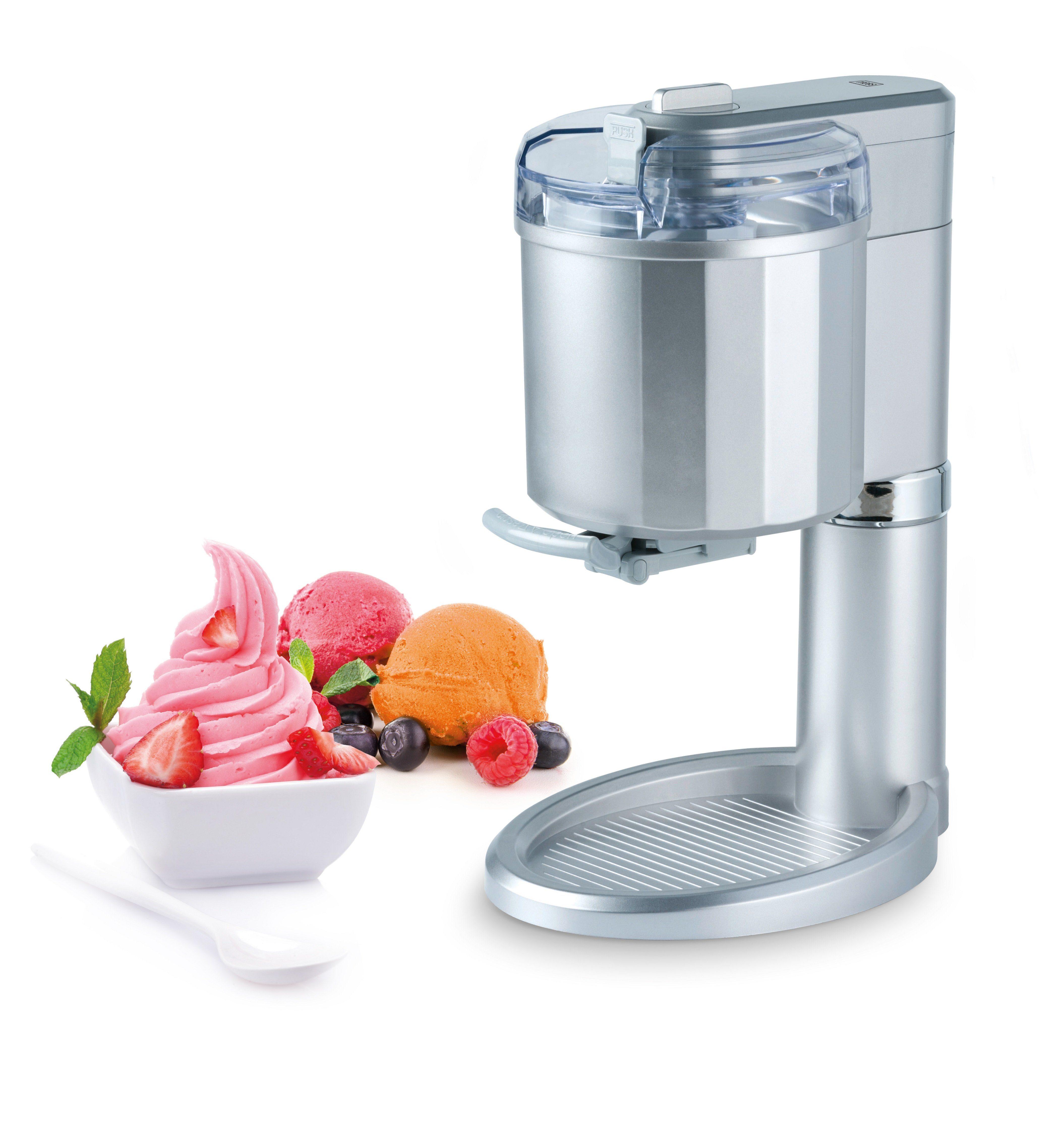 Trebs Softeismaschine für Eis oder auch Sorbet inkl. Rezeptvorschläge »99271«