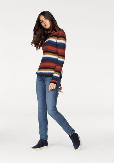 s.Oliver RED LABEL Stretch-Jeans, superskinny