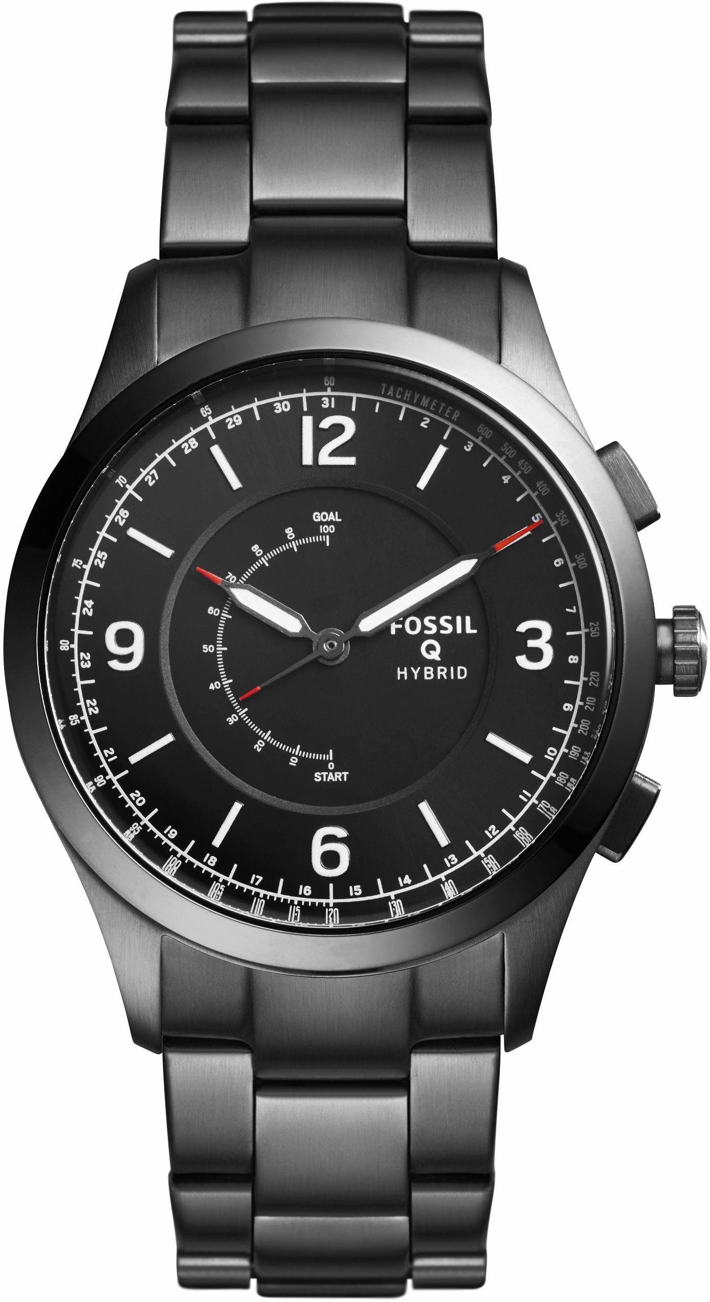 FOSSIL Q Q ACTIVIST, FTW1207 Smartwatch (Android Wear)