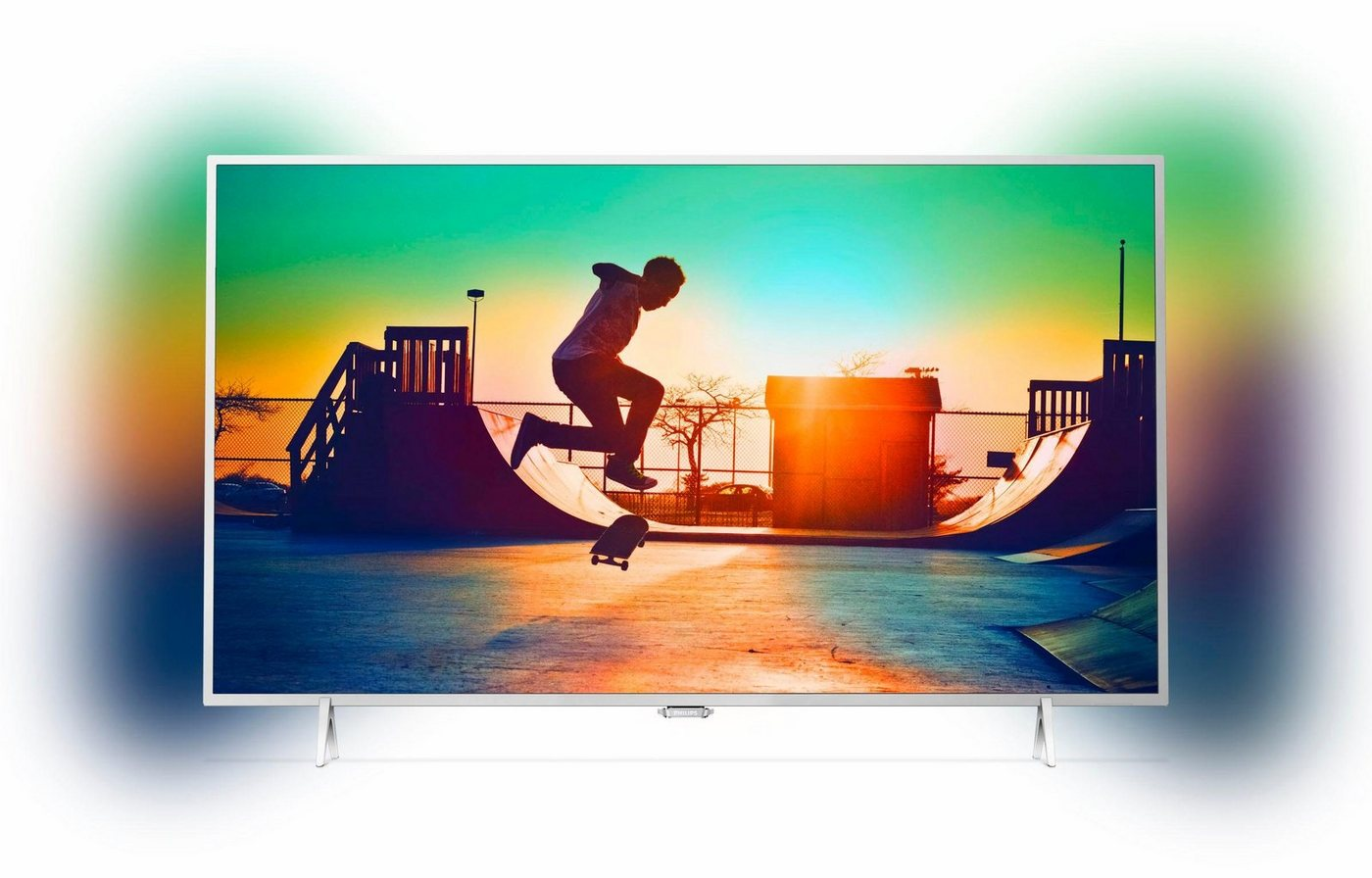 Philips 32PFS6402/12 LED-Fernseher (80 cm/32 Zoll, Full HD, Smart-TV, USB-Recording) - Philips