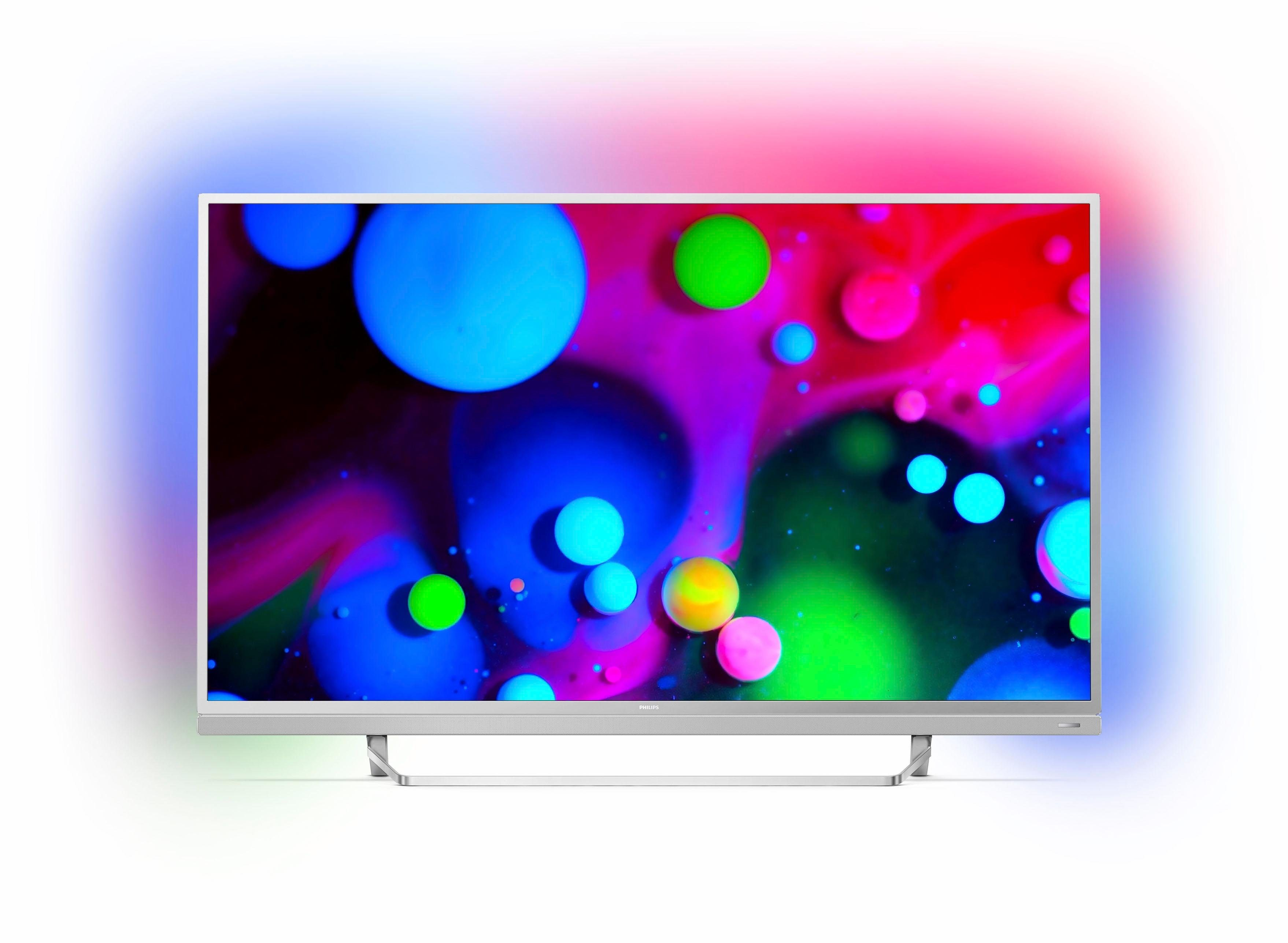 Philips 55PUS6482/12 LED-Fernseher (139 cm/55 Zoll, 4K Ultra HD, Smart-TV, Ambilight)