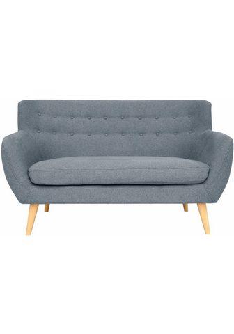 HOME AFFAIRE Dvivietė sofa »Noris«