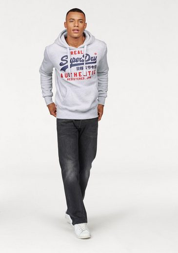 Superdry Kapuzensweatshirt AUTHENTIC DUO HOOD