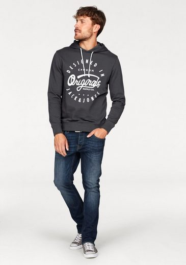 Jack & Jones Kapuzensweatshirt jorIGLA SWEAT HOOD