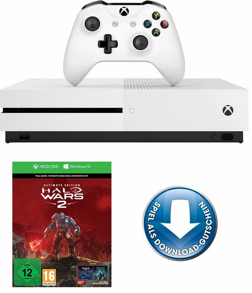 xbox one s 1tb halo wars 2 dlc 4k ultra hd otto. Black Bedroom Furniture Sets. Home Design Ideas