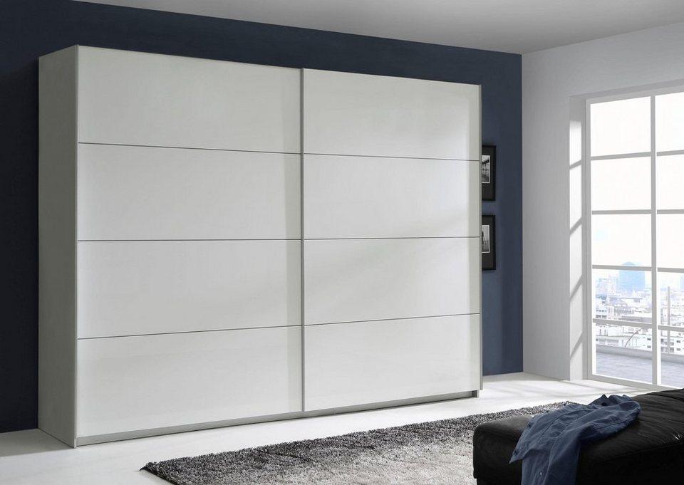 forte schwebet renschrank starlet plus mit hochglanzfront in diversen breiten online kaufen otto. Black Bedroom Furniture Sets. Home Design Ideas