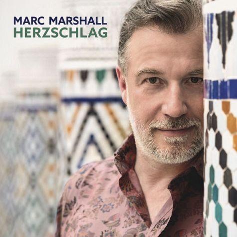 Audio CD »Marc Marshall: Herzschlag«